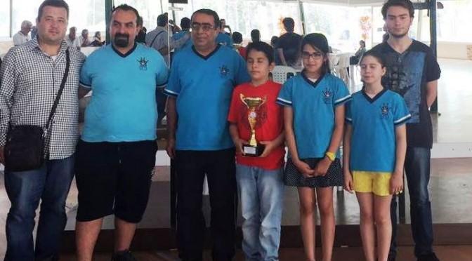Kulüpler Şampiyonası Antalya Grubunda Takımımız Üçüncü Oldu !!