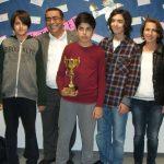 2016 Antalya Büyük Ustalar Satranç Kulübü, Yıldızlar Takım Turnuvası 4.'sü!!