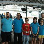 Antalya Büyük Ustalar Satranç Kulübü, Türkiye Kulüpler Şampiyonası Antalya Grubu 3.'sü!!