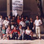 1995 - 1996 Yılları Antalya Çocukevleri Satranç Turnuvaları - 7