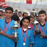 2010 Ramazan Savaş İ.Ö.O. Spor Kulübü, Antalya 23 Nisan Ulusal Egemenlik ve Çocuk Bayramı satranç Turnuvası'ndan Kupalar!!