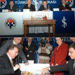2005 Yılında İş Bankası TSF'na sponsor oldu.