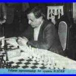 Türkiye'nin İlk Uluslararası Satranç Ustası IM NEVZAT SÜER