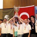 2011 Yapı Kredi Spor Kulübü Satranç Takımı, Süper Lig 2.'si!!