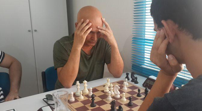 Büyük Ustalar Satranç Kulübü 8. Yıldırım Satranç Turnuvası