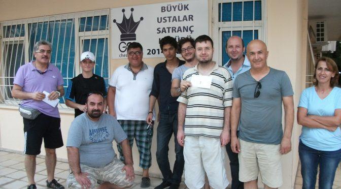 Büyük Ustalar Satranç Kulübü 3. Yıldırım Satranç Turnuvası