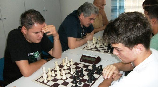 Büyük Ustalar Satranç Kulübü 5. Yıldırım Satranç Turnuvası