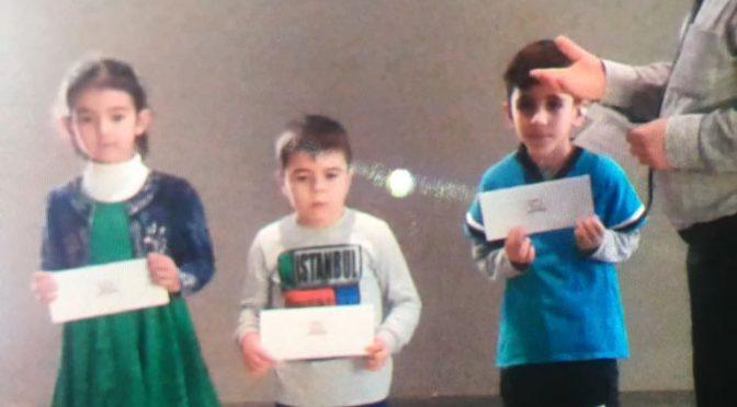 Antalya 7 Yaş Şampiyonu Büyük Ustalar Satranç Kulübü'nden!!