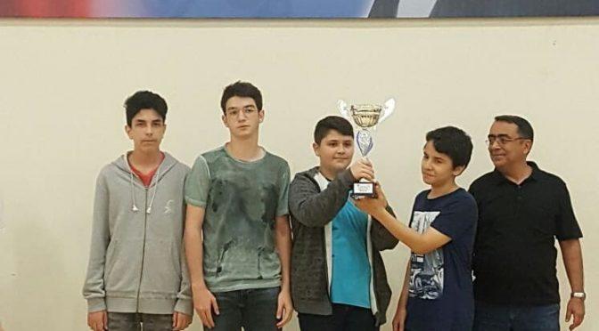 Takımımız Antalya Şampiyonu Oldu !!