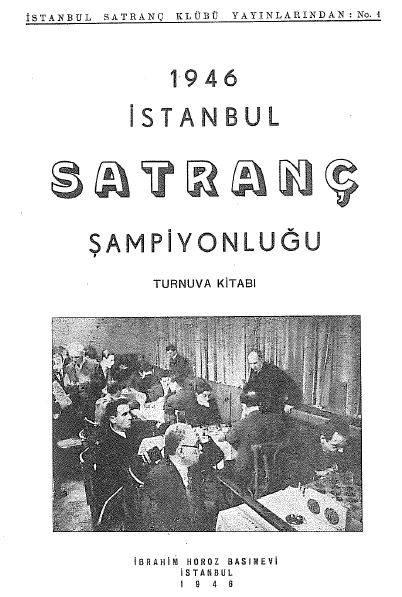 1946 İstanbul Satranç Şampiyonası Kitabı